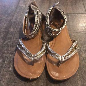 Candies Sandals - Size 10